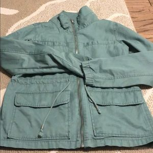 Perfect Old Navy Utility Jacket 💚
